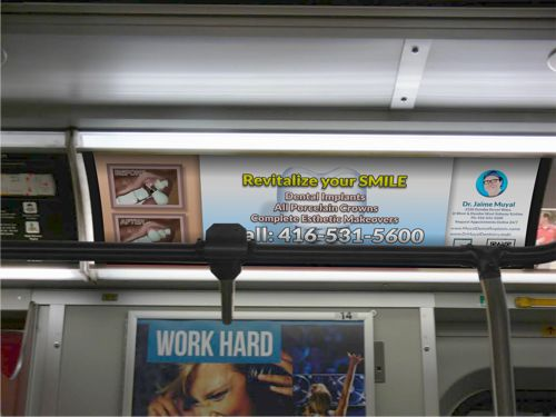 Example of Subway Ad
